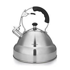 """Чайник для кипячения воды """"Alba"""" 26.5х26х31см/4500мл из нержавеющей стали Fissman"""