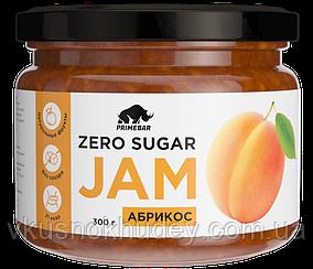 Джем без сахара Primebar ZERO SUGAR Jam Абрикос (300 грамм)