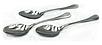 Набір кавових ложок Con Brio CB-3508 з 3 предметів нержавіюча сталь, фото 2