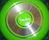 Сковорода с антипригарным покрытием Con Brio CB-2414 (24 см)   сковородка Con Brio зелёная, фото 3