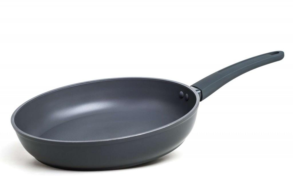 Сковорода с антипригарным покрытием Con Brio CB-2420 (24см) | сковородка Con Brio