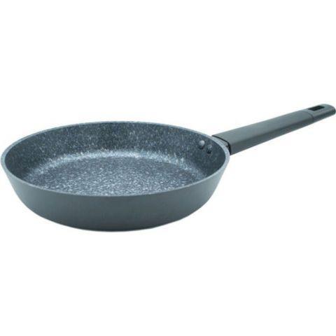Сковорода з мармуровим покриттям Con Brio CB-2029 (20 см)   сковорідка Con Brio