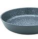 Сковорода з мармуровим покриттям Con Brio CB-2029 (20 см)   сковорідка Con Brio, фото 2