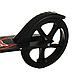 Самокат дитячий Scooter 109 складной чорний (до 100 кг)   двоколісний міської самокат Скутер 109 алюміній, фото 6
