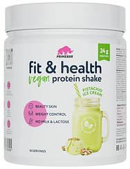 Растительный протеин Primebar Fit & Health VEGAN Protein Shake Фисташковое Мороженое (550 грамм)