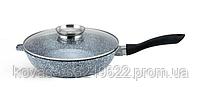 Набор кухонной посуды Edenberg  серого цвета, 14 предметов, фото 2