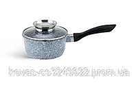Набор кухонной посуды Edenberg  серого цвета, 14 предметов, фото 3