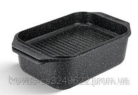 Гусятниця Edenberg прямокутної форми з мармуровим покриттям - 6.5 л / 32x22x11 см, фото 2