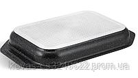 Гусятница Edenberg прямоугольной формы с мраморным покрытием - 8 л / 41.5 x 25.5 x 17см, фото 2