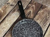 Сковорода блинная для индукционных плит с гранитным покрытием Edenberg, фото 2