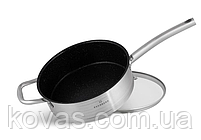 Набір Кухонного посуду 6 Предметів 1.9/1.9/2.7/3.6/6.5/3.4 Лтр. EB-7701, фото 5