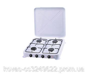 Газова плита/таганок LIVSTAR MS-6664 (настільна, 4 конфорки)