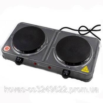 Плита електрична двухкомфортная Livstar LSU-1164 -2500Вт
