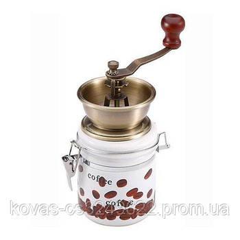 Кофемолка ручная жерновая Frico FRU-402