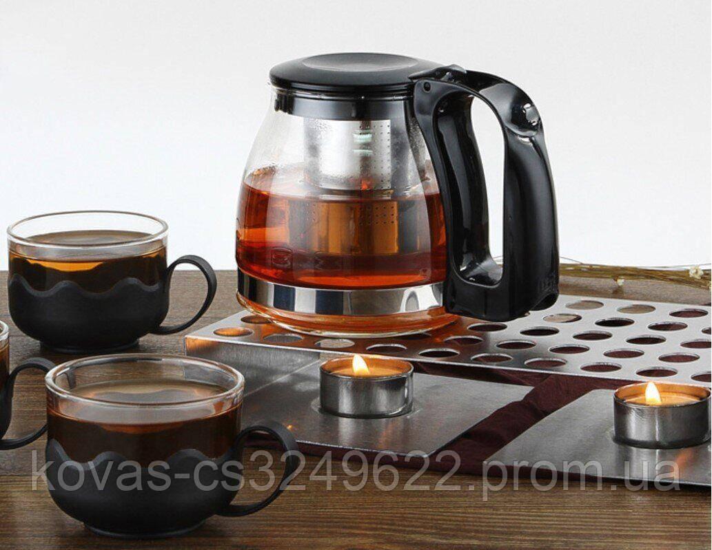 Подставка с подогревом свечи для заварочного чайника Frico FRU-053
