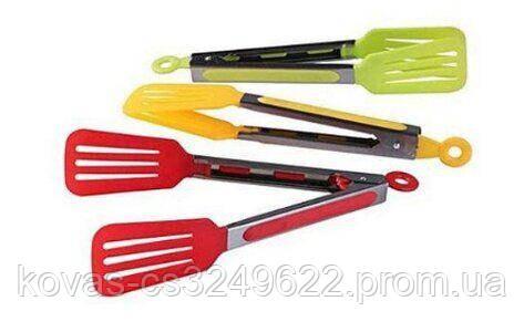 Щипці кулінарні силіконові FRICO FRU-071 - 30 см
