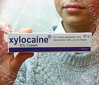 Ксилокаин (Xylocain) - Анестезирующий крем 6% 20г (аналог Эмла)