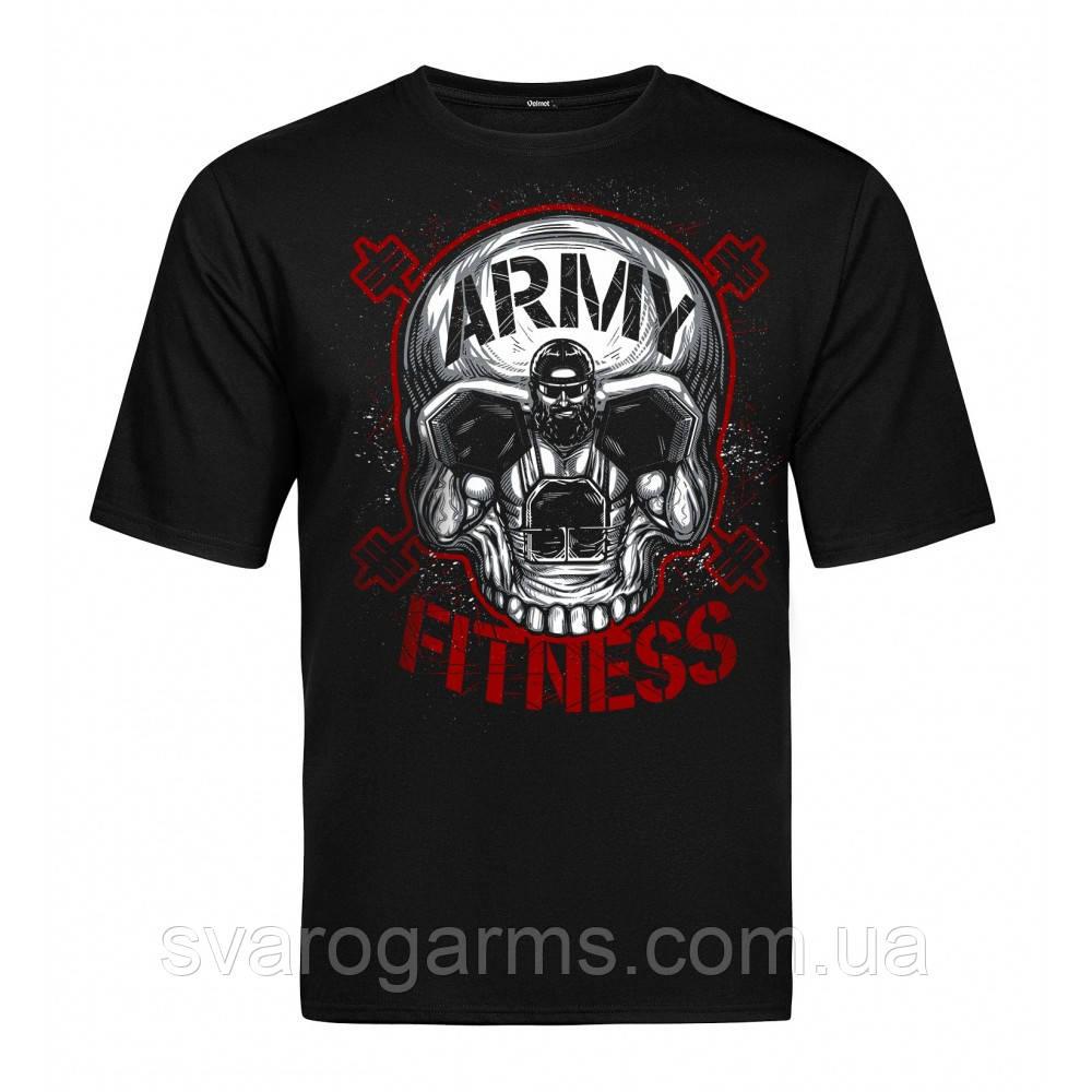 Футболка тактична V-TAC - Army Fitness Black