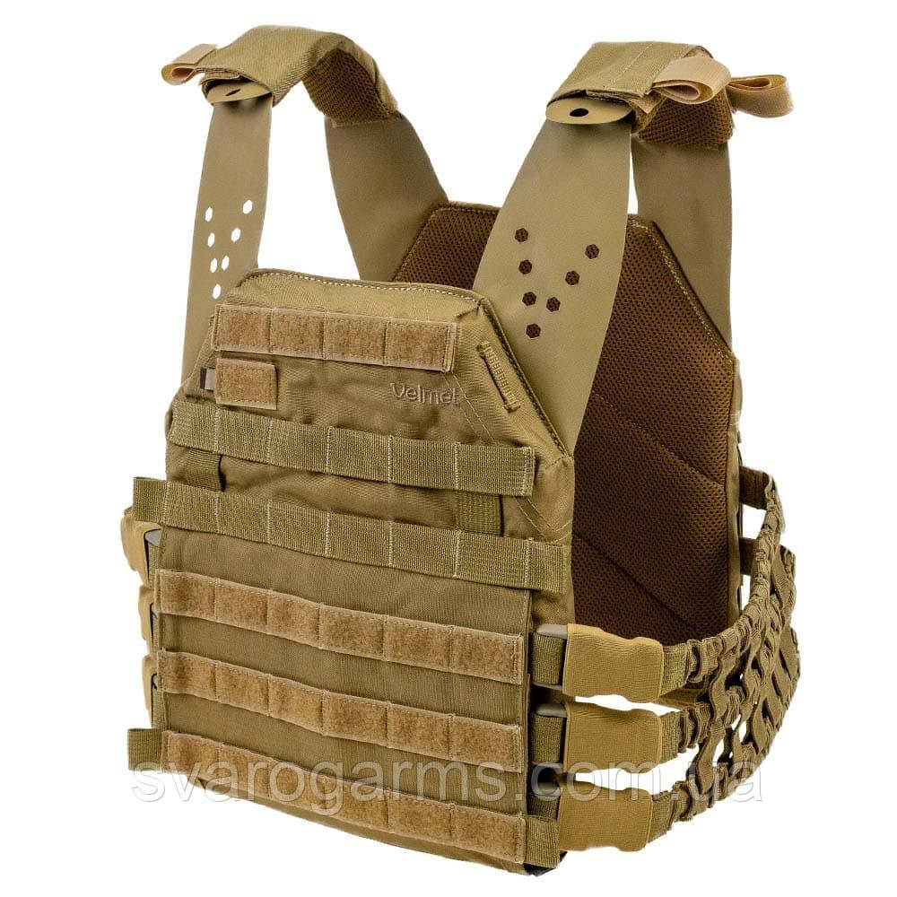 Плитоноска Plate Carrier Perun 5-20 Coyote