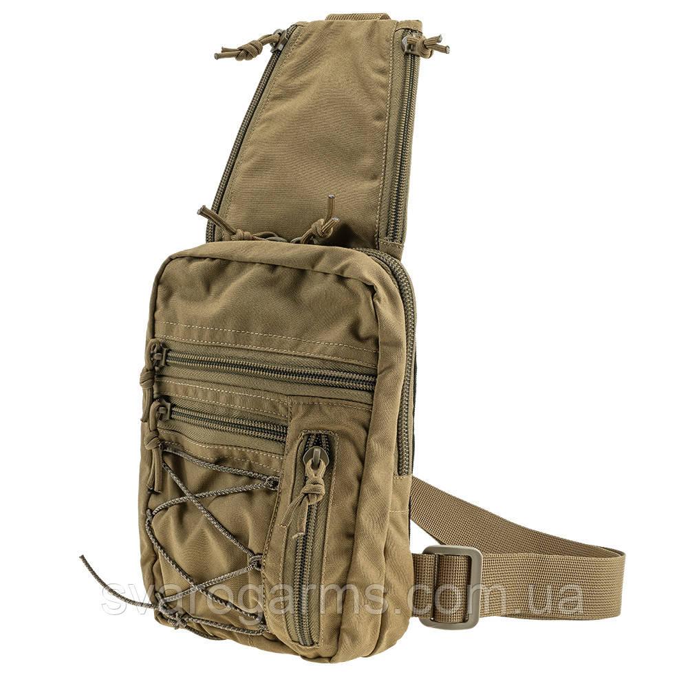 Тактическая сумка-кобура EDC S Coyote