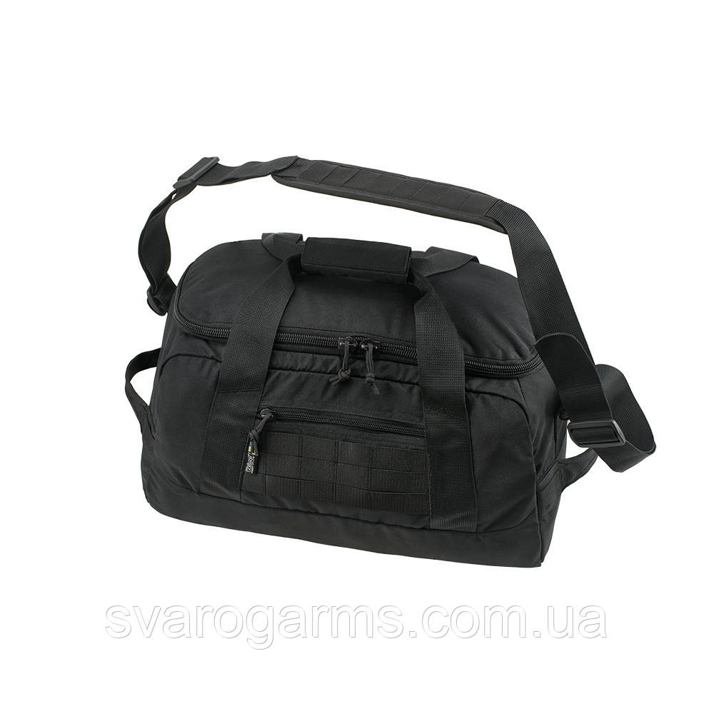 Тактична транспортна сумка VX-Bag S Black