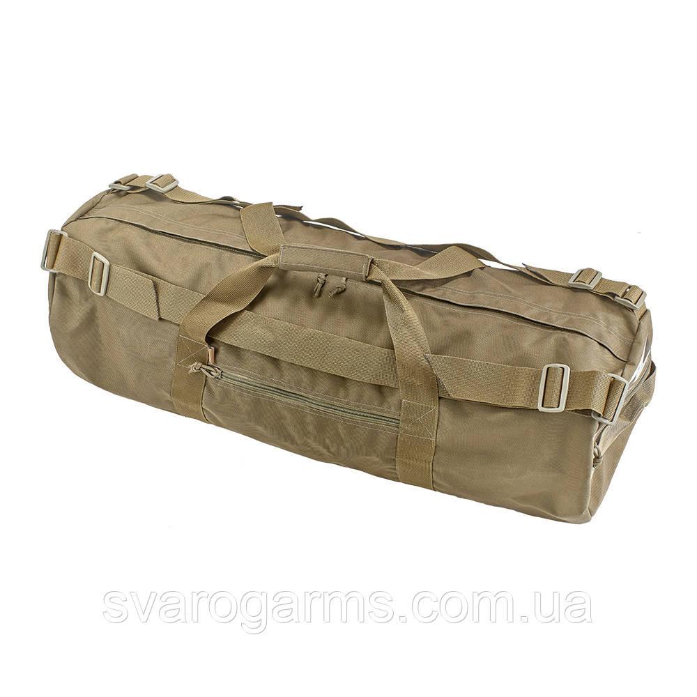 Транспортная сумка армейская M (55 л.) Coyote