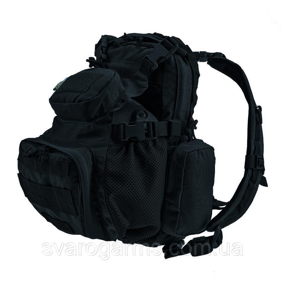 Тактический штурмовой рюкзак HCP-S Black