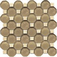 Плитка Мозаика Mozaico de LUX T-MOS HEXAGON2 215282