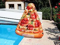 Плотик надувной Интекс 58752 Пицца размер 175 х 145 см