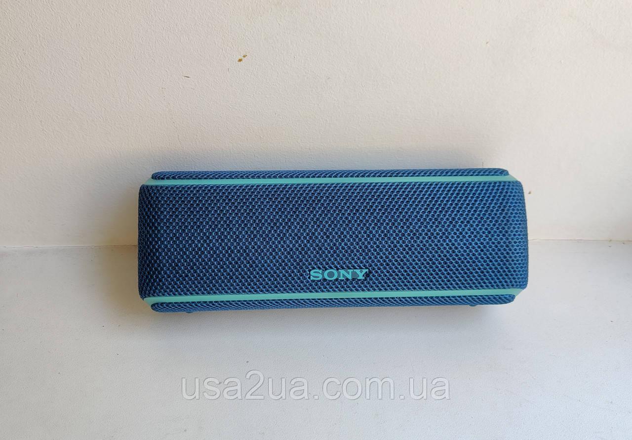Портативная Колонка SONY SRS-XB21 Black Blue гарантия кредит