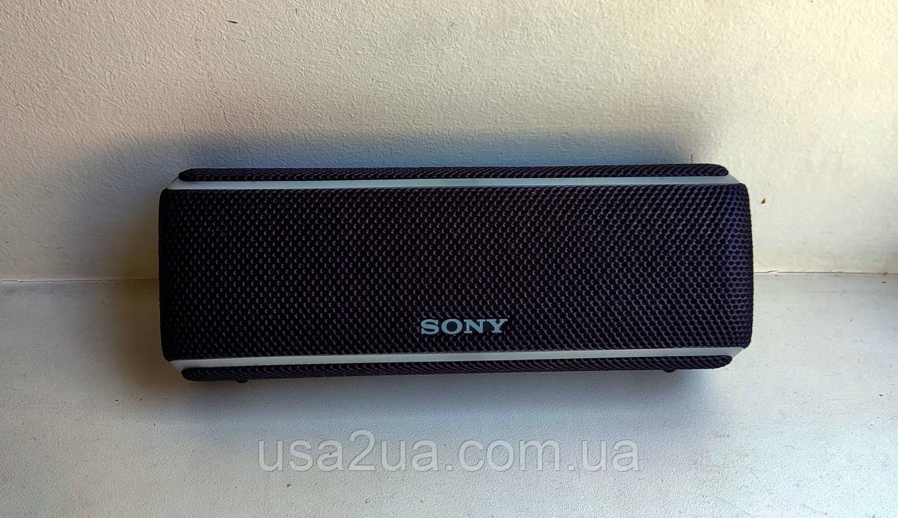 Портативна Колонка SONY SRS-XB21 Black Blue гарантія кредит