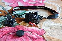 Дзеркальний фотоапарат Canon EOS 1000D + 50 1.8 Дзеркалка.Комплект. Б\У, фото 1