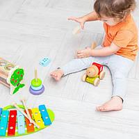 Купити розвиваючий конструктор з дерева – подарувати дитині можливість проявити себе.