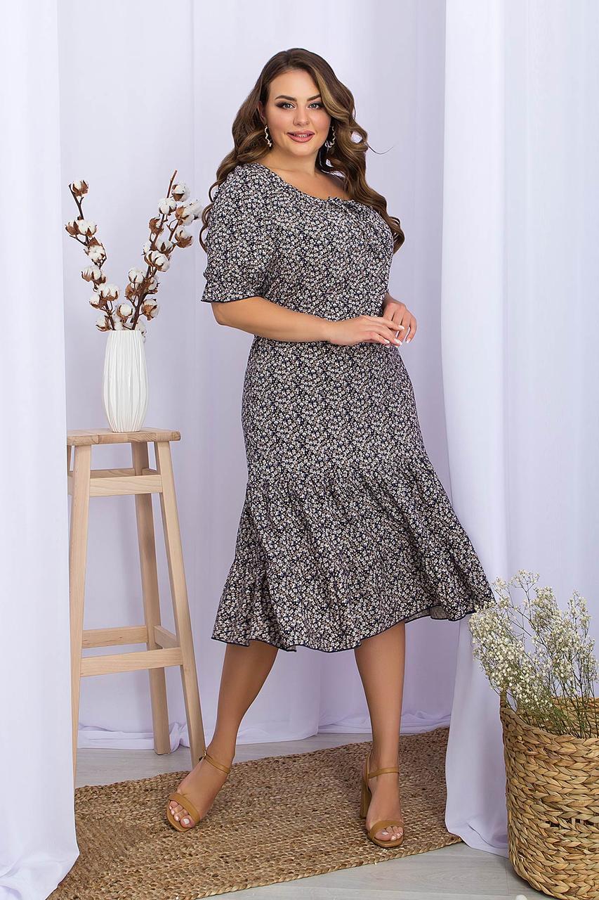 Платье Пилея-1Б к/р