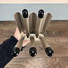 Плойка для завивки локонов Пять Волн Gemei GM 2933 с двумья температурными режимами ОПТ, фото 8