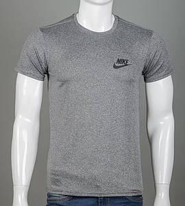 Футболка мужская мулине Nike(2109), Серый