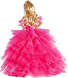 Коллекционная кукла Barbie Signature Розовая коллекция GTJ76, фото 3