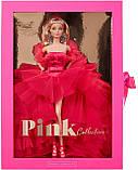 Коллекционная кукла Barbie Signature Розовая коллекция GTJ76, фото 6
