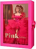 Коллекционная кукла Barbie Signature Розовая коллекция GTJ76, фото 9