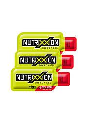 Енергетичний гель Nutrixxion Energy Gel (3 шт.) Strawberry
