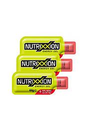 Енергетичний гель Nutrixxion Energy Gel (3 шт.) Vanilla-Strawberry