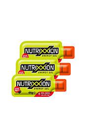 Енергетичний гель Nutrixxion Energy Gel з кофеїном (3 шт.) Orange