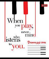 Нотная Тетрадь школьная А5 12 1B Fave Music набор 25 шт. (764882)