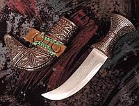 """Джамбия - арабский нож. Серия """"Редкие этнографические ножи""""."""