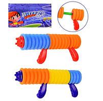Водный пистолет, с хедером, размер игрушки – 30 см