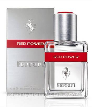 Мужская туалетная вода Ferrari Red Power (реплика)