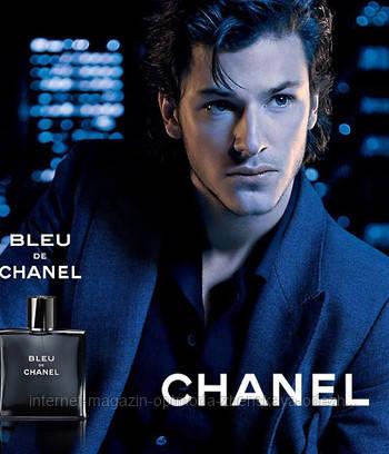 Чоловіча туалетна вода Chanel Bleu de Chanel (Шанель Блю Де Шанель), 100 мл