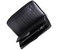 Мужской кожаный клатч BLACK8332 Черный, фото 7