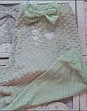 Дитячий плед плюшевий, фото 2