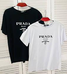 Жіноча літня футболка з написом